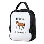 Horse Trainer Neoprene Lunch Bag