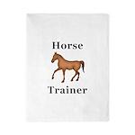 Horse Trainer Twin Duvet