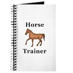 Horse Trainer Journal