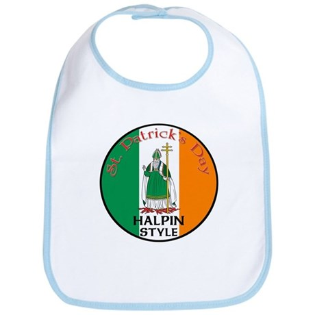 Halpin, St. Patrick's Day Bib