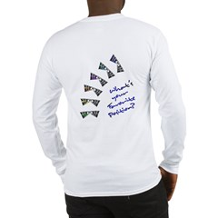 Favorite Position? (Follow) - Long Sleeve T-Shirt