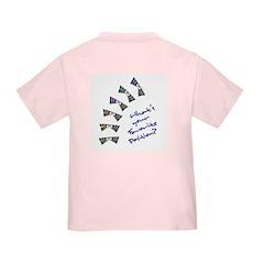 Favorite Position? (Follow) - Toddler T-Shirt