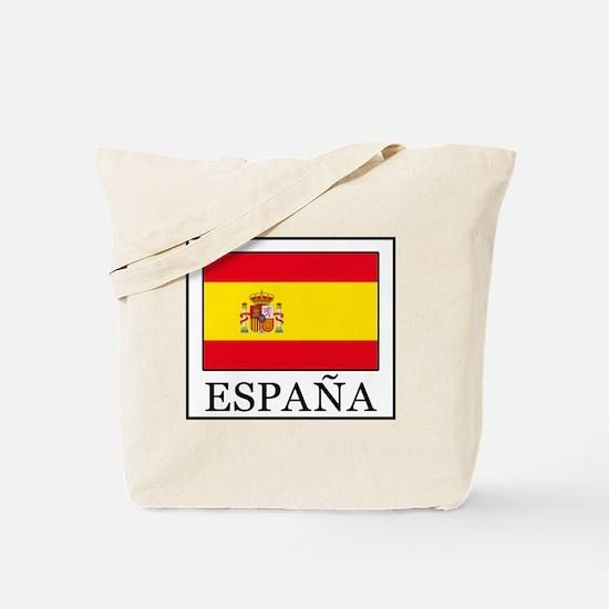 Unique Spain espana Tote Bag
