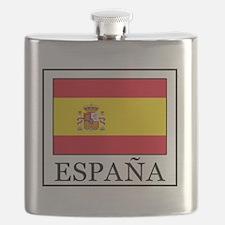 Cute Espana Flask