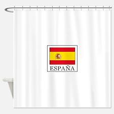España Shower Curtain