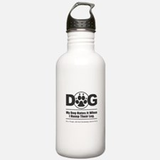 Hump Dogs Leg Water Bottle