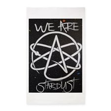 We Are Stardust Area Rug