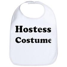 Hostess costume Bib
