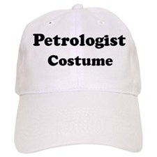 Petrologist costume Baseball Cap