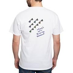 Favorite Position? (1x2x3) - White T-Shirt