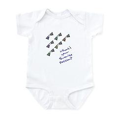 Favorite Position? (1x2x3) - Infant Bodysuit