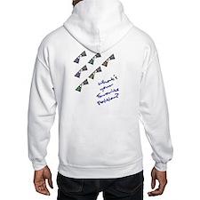 Favorite Position? (1x2x3) - Hooded Sweatshirt