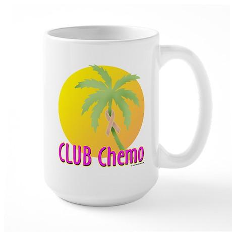 Club Chemo - Uterine Large Mug