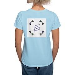 Favorite Position? (Burst) - Women's Light T-Shir