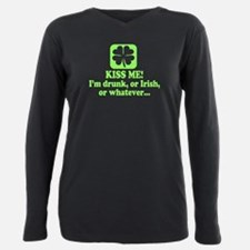 Cute Irish pubs Plus Size Long Sleeve Tee