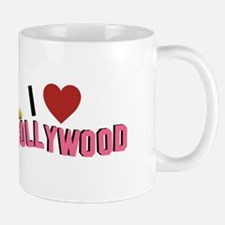 I Love Bollywood Mugs