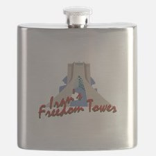 Irans Freedom Tower Flask
