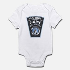 Nantucket Police K-9 Infant Bodysuit