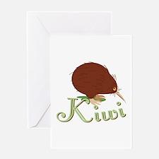 Kiwi Greeting Cards