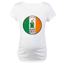 Gray, St. Patrick's Day Shirt