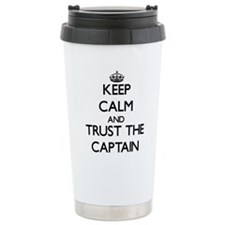Cool Captain Travel Mug