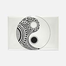 Yin Yang Magnets