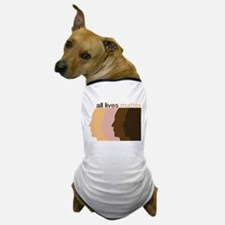 Cool All matter Dog T-Shirt