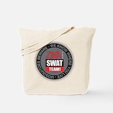 Zika Virus Swat Tote Bag