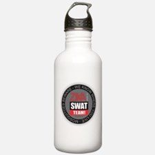 Zika Virus Swat Water Bottle
