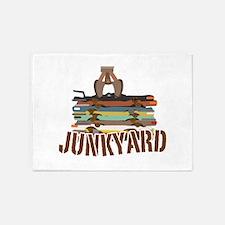 Junkyard 5'x7'Area Rug