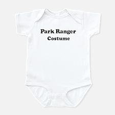 Park Ranger costume Infant Bodysuit