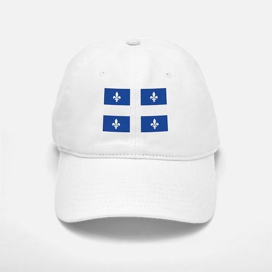 Quebec Flag Baseball Baseball Cap