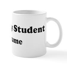Midwifery Student costume Mug