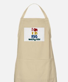 """I Am 1 In 150"" 1 BBQ Apron"