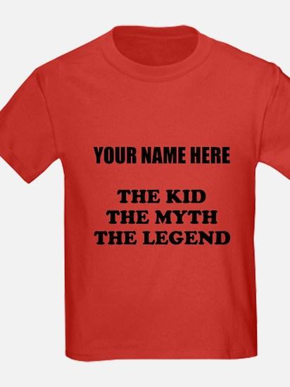Custom Kid Myth Legend T