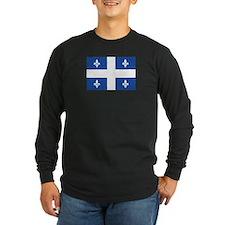 Quebec Flag T