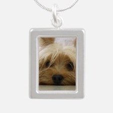 Yorkie Dog Necklaces