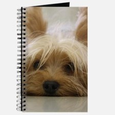 Yorkie Dog Journal
