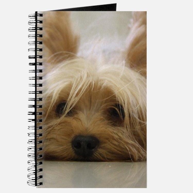 Yorkie Dog Journal