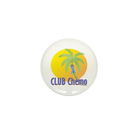 Club Chemo-Prostate Mini Button