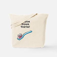 Cute Female dentist Tote Bag