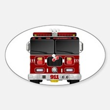 Fire Engine - Traditional fire engines fro Decal