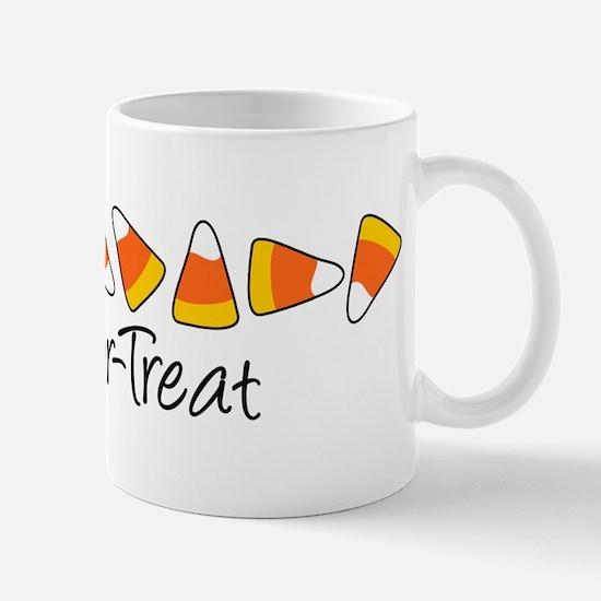 Trick-Or-Treat (Candy Corn) Mug