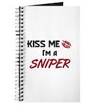Kiss Me I'm a SNIPER Journal