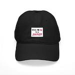 Kiss Me I'm a SNIPER Black Cap