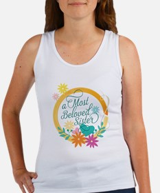 A Most Beloved Sister Tank Top