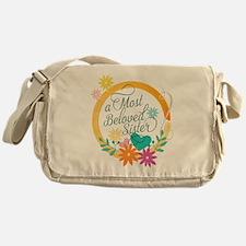 A Most Beloved Sister Messenger Bag