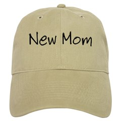 New Mom Baseball Cap