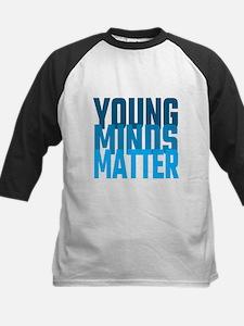 Young Minds Matter Baseball Jersey