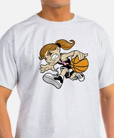 BASKET GIRL T-Shirt